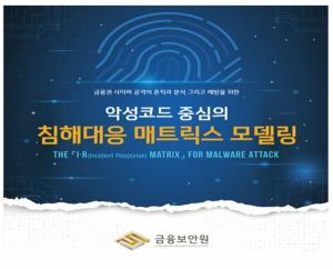 금융보안원, 금융 사이버 인텔리전스 보고서 발간