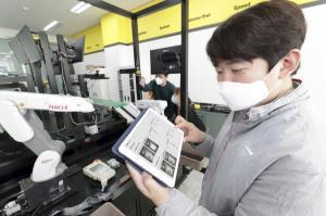 KT·코그넥스,'5G스마트팩토리 비전'출시…제조업 혁신 견인